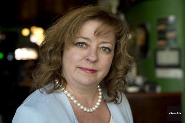 Sylvie Roy... (Photo: archives Le Nouvelliste)