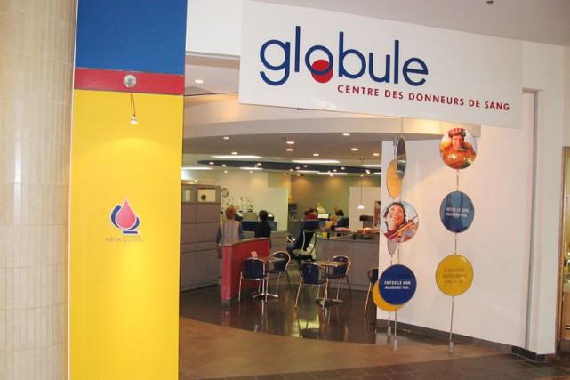 Un centre de donneurs Plasmavie Globule s'installera au... ((Courtoisie))