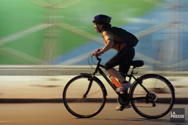 Les vélos proposés à Montréal se louent entre... (PHOTO BERNARD BRAULT, ARCHIVES LA PRESSE)