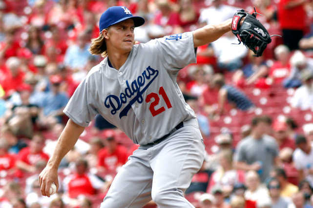 Zack Greinke... (Photo David Kohl, USA Today)