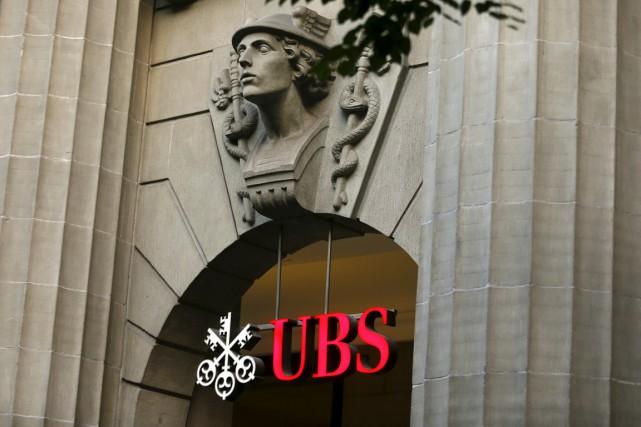 Les États-Unis accusaient UBS de ne pas avoir... (Photo archives Reuters)