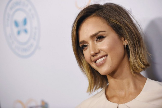 Jessica Alba ouvrira un magasin éphémère Honest Beauty... (Photo Chris Pizzello/Invision, archives AP)