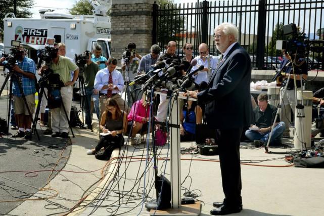 «Je ne pense pas que nous avions détecté... (Photo Stephanie Klein-Davis, The Roanoke Times via AP)