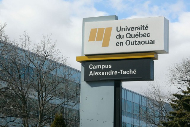 L'Université du Québec en Outaouais (UQO) place ses pions afin d'offrir une... (Archives LeDroit)