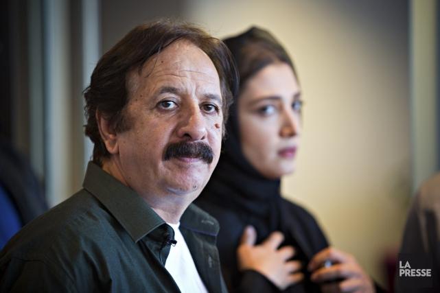 Après plusieurs années d'absence, le cinéaste iranien Majid... (PHOTO OLIVIER JEAN, LA PRESSE)