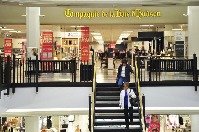 L'effraction se serait produite dans le magasin La... (Le Soleil, Andréanne Lemire)