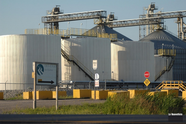 C'est maintenant confirmé: l'usine TRT ETGO de Bécancour a été vendue à... (Photo: archives Le Nouvelliste)