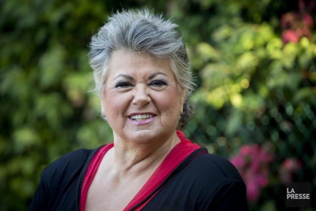 Ginette Reno montera sur les planches de l'Amphithéâtre... (Photo: La Presse)