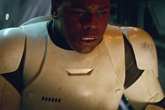 La diffusion hier d'un très court extrait du prochain film Star Wars -The... (PHOTO FOURNIE PAR LUSCASFILM/DISNEY)