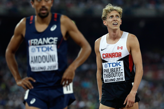 Charles Philibert-Thiboutot... (Photo David J. Phillip, archives AP)