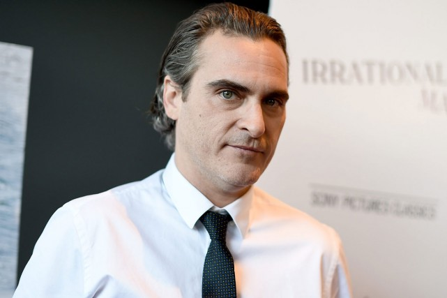 Joaquin Phoenix... (PHOTO AP)