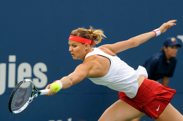 Lucie Safarova... (Photo Fred Beckham, AP)