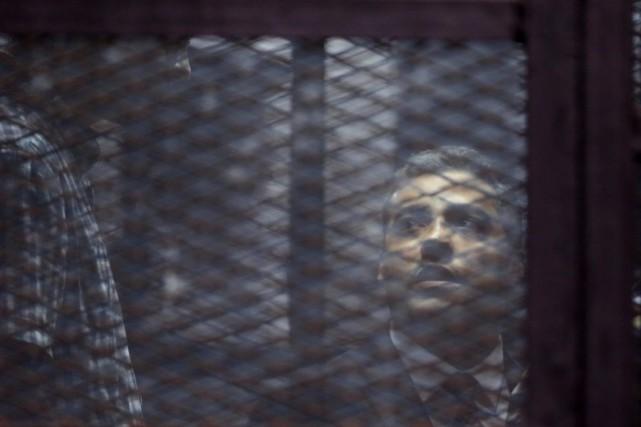 Mohammed Fahmy était le chef de bureau au... (Photo Amr Nabil, AP)