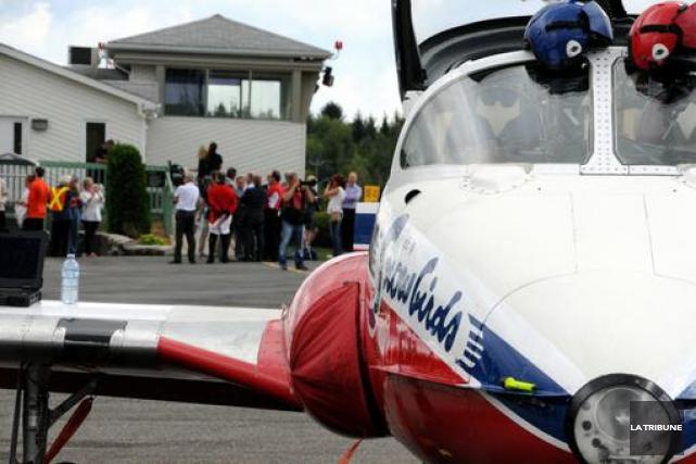 Passion avion est l'un des plus importants événements... (La Tribune, Yanick Poisson)