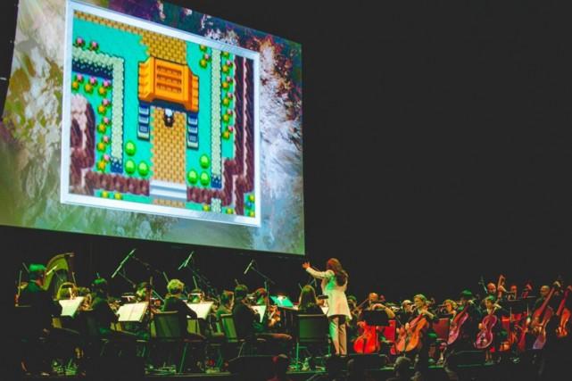 Pokémon - évolutions symphoniques, ce soir, 20 h,... (Photo Zoe Rain, fournie par la produciton)