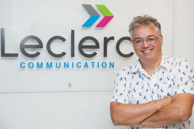 L'ex-animateur de CHOI Radio X, Stéphane Gasse, pilotera... (Photo fournie par Leclerc Communication)