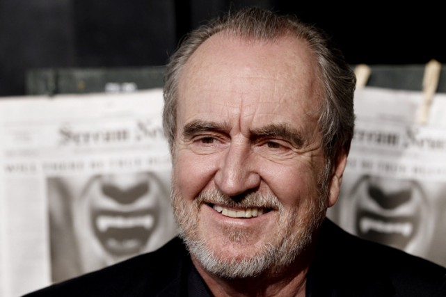 Wes Craven... (Associated Press)