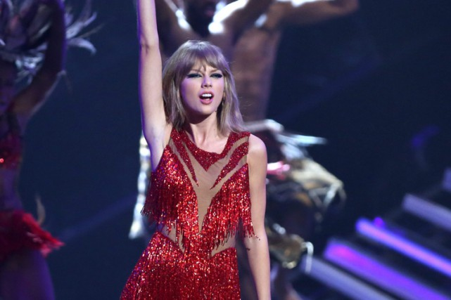 Taylor Swift dépasse Katy Perry sur Google Trends.... (PHOTO ARCHIVES AP)