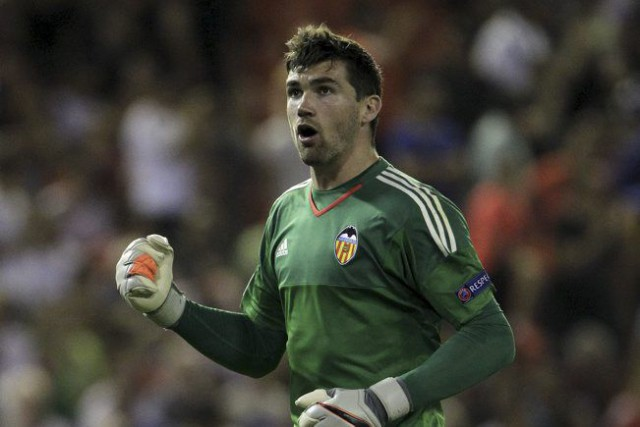 Mathew Ryan... (PHOTO HEINO KALIS, REUTERS)