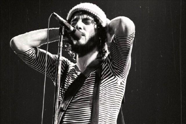 Bruce Springsteen en 1975, année de la sortie... (PHOTO TIRÉE DE YOUTUBE)