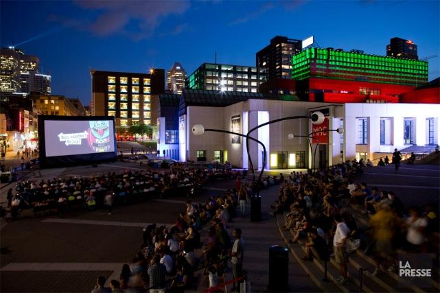 Ainsi, Gilbert Rozon veut son festival de cinéma... Il prendra le Festival des... (PHOTO SARAH MONGEAU-BIRKETT, ARCHIVES LA PRESSE)