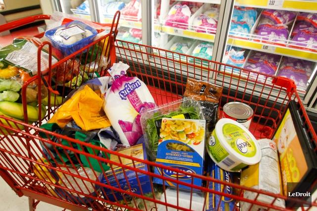Santé Canada fait bien de resserrer les normes d'étiquetage nutritionnel,... (PHOTO PATRICK WOODBURY, ARCHIVES LE DROIT)
