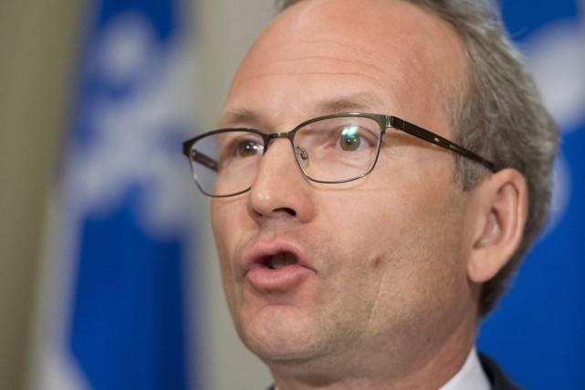 Aucun dirigeant syndical ne pourra jamais accepter les... (La Presse Canadienne, Jacques Boissinot)