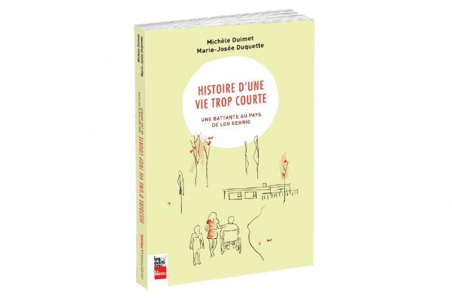 Le livre Histoire d'une vie trop courte a... (PHOTO FOURNIE PAR LES ÉDITIONS LA PRESSE)