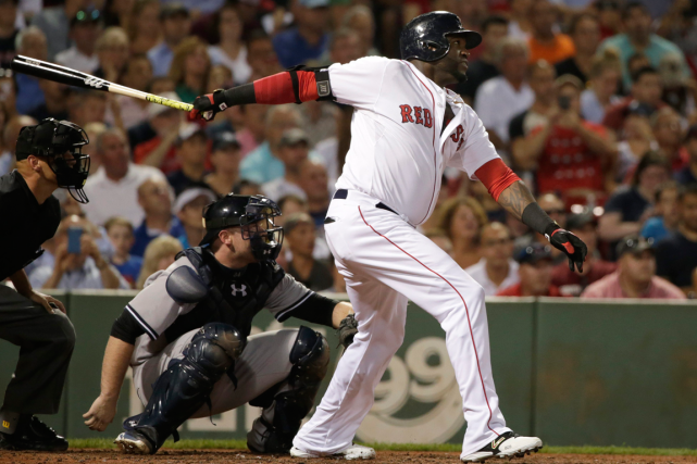 David Ortiz... (Photo Steven Senne, AP)