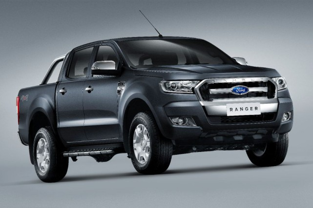 Le Ford Ranger 2015 offert à l'étranger.... (PHOTO FOURNIE PAR FORD)