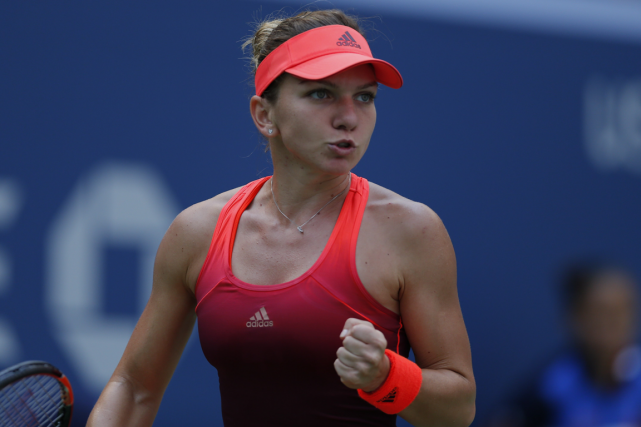 Simona Halep... (Photo Kena Betancur, AFP)