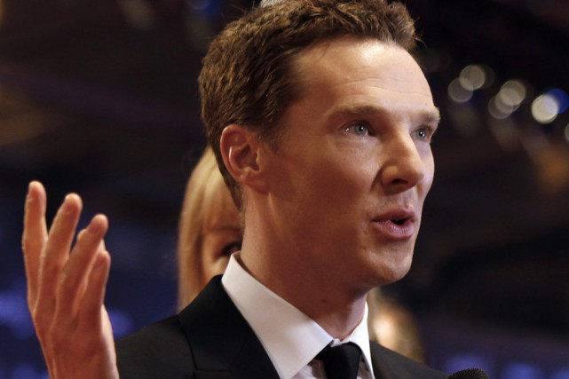 Benedict Cumberbatch... (PHOTO ARCHIVES AP)