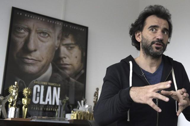 Le réalisateur Pablo Trapero... (PHOTO AFP)