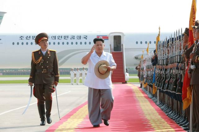 La Corée du Nord n'a «aucune chance» de... (Photo archives Reuters)
