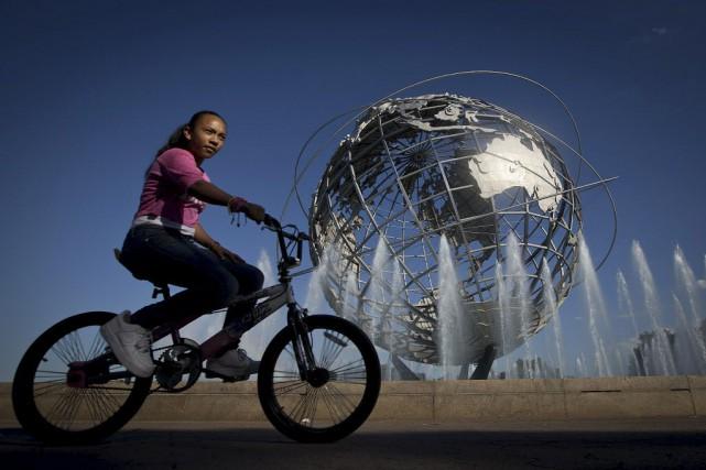 Le pourcentage de cyclistes ayant subi une blessure... (Photo Carlo Allegri, Reuters)