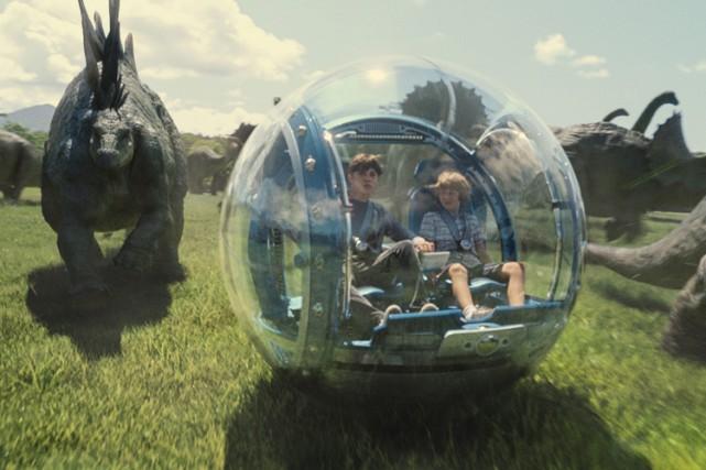 Cet été, le public a été attiré dans... (Universal Pictures)