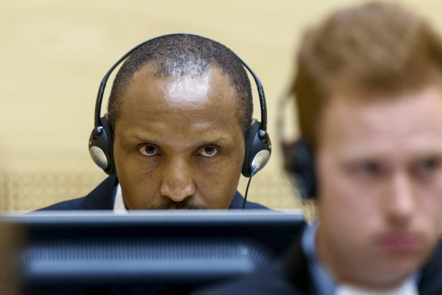 Bosco Ntaganda, 41 ans, est accusé de 13... (PHOTO MICHAEL KOOREN, REUTERS)