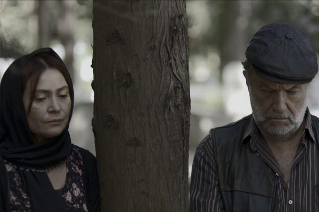 La visiteuse du cinéaste Mehmet Eryilmaz revisite le... (PHOTO FOURNIE PAR LE FFM)