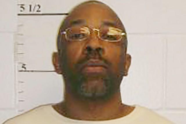 Roderick Nunley, 50 ans, avait été condamné pour... (PHOTO REUTERS/DÉPARTEMENT CORRECTIONNEL DU MISSOURI)