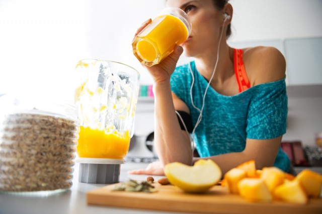 Votre alimentation influera sur votre performance, le plaisir... (Photo Digital/Thinkstock)