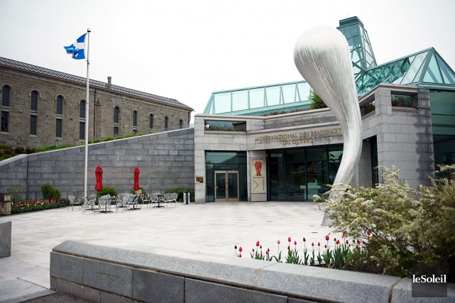 Le Musée national des beaux-arts du Québec... (Photothèque Le Soleil)