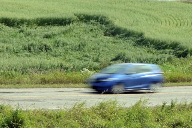 Deux autres conducteurs ont actionné leur accélérateur avec trop d'insistance... (Archives La Presse)