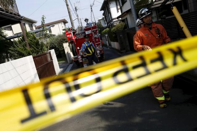 La police japonaise a appelé mercredi à la vigilance nationale, craignant de... (ARCHIVES REUTERS)