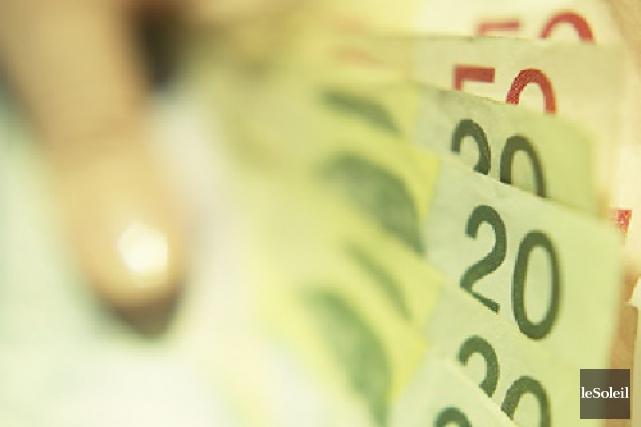 «Cette ronde de financement se réalise à un... (Photothèque Le Soleil)