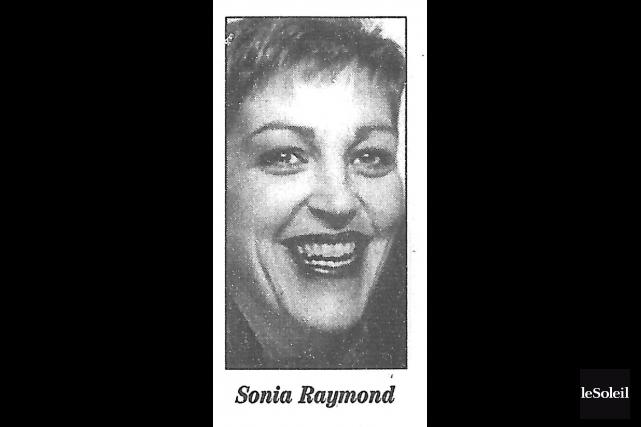 Sonia Raymond a été assassinée le 27 juillet... (Photothèque Le Soleil)