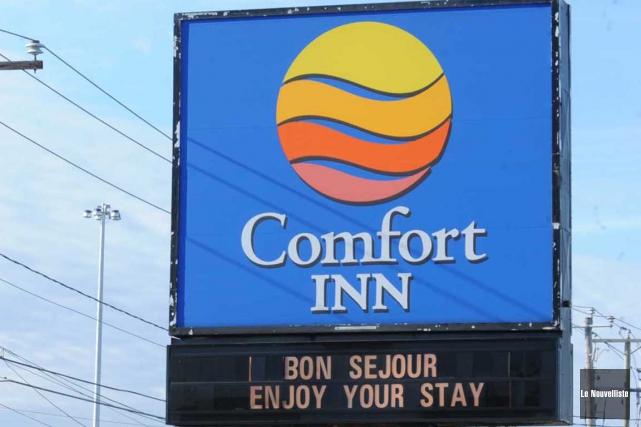 Le propriétaire de l'hôtel Comfort Inn de Trois-Rivières... (Photo: Archives, Le Nouvelliste)