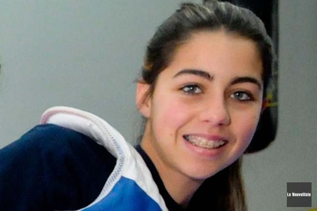 Viviane Tranquille participera aux Championnats panaméricains juniors de... (Photo: François Gervais, Le Nouvelliste)