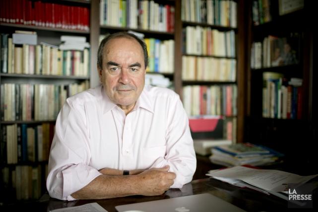 Jean-François Lépine... (Archives La Presse)