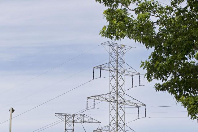 On connaît maintenant le trajet de la future ligne électrique qui doit relier... (Archives La Presse)