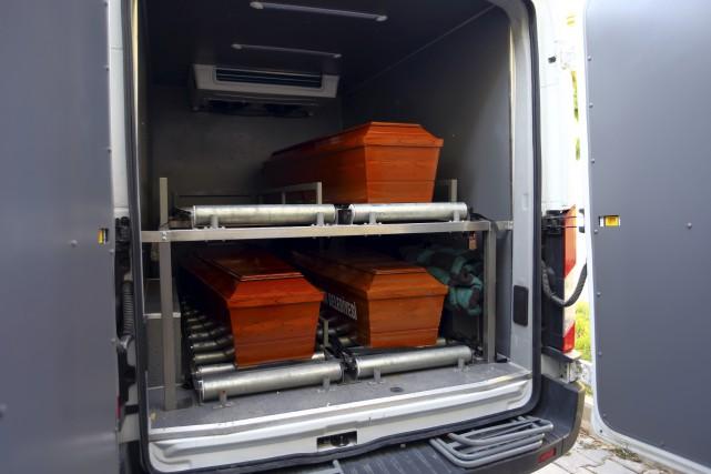 Les décès d'enfants syriens dont les corps ont... (Associated Press, Emrah Gurel)